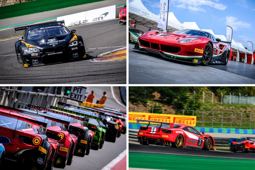 Blancpain GT Sports Club heads to Budapest, with all three class titles up for grabs