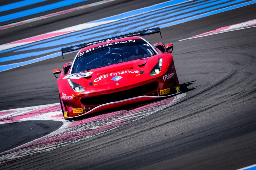 Mario Cordoni continues fine form to top FP1, Klaus Dieter Frers fastest in Iron Cup