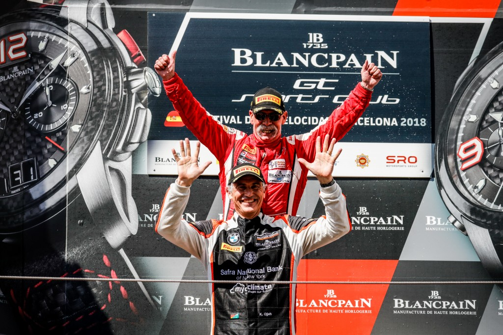 Stephen Earle crowned Iron Cup champion after Barcelona Main Race thriller, as Patrick Van Glabeke stormed to first win of 2018
