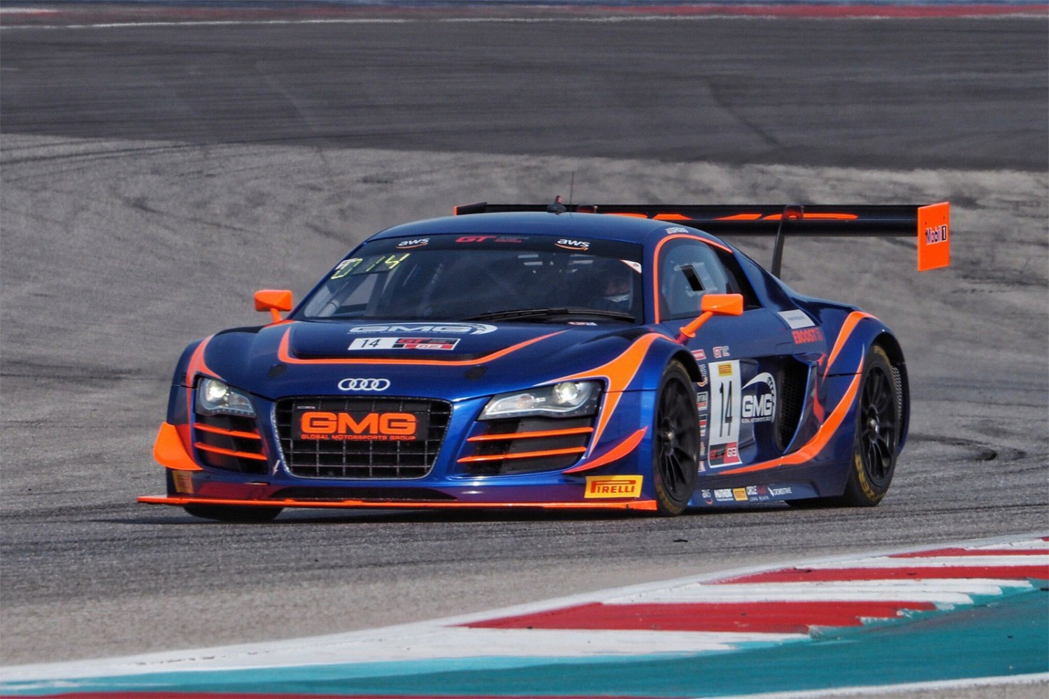 Sofronas Tops in GT Sports Club Practice at COTA