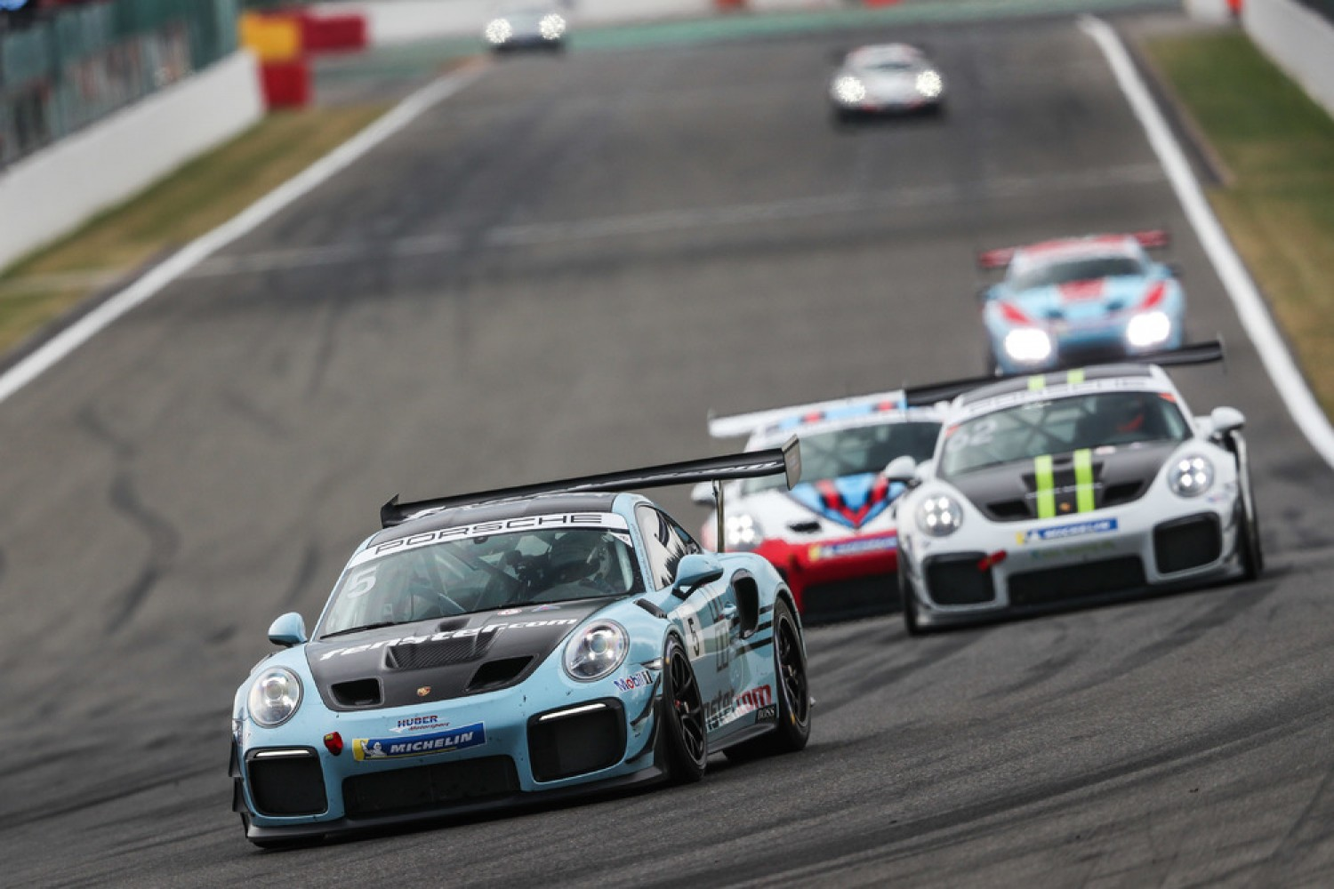 GT2 racing to return with Blancpain GT Sports Club in Barcelona